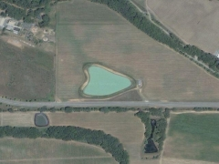 Heart  artificial lake (Look Like)