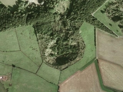 Hanbury Crater (War) - cache image