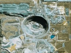 Earth crust diamond mine (Pollution) - cache image