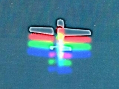 Colored plane (Transportation) - cache image