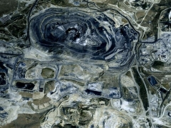 Dirty mine (Pollution)