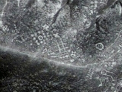 Oldest Tic tac toe on earth (geoglyph) (Human made)