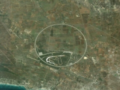 12km circle of test track (Construction)