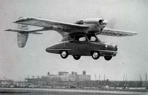 Flying car (Transportation) - similarity image