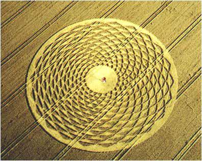 Google Heart crop circle (Crop circle) - similarity image