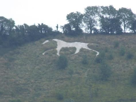 Broad Town White Horse (Art) - similarity image