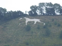 Broad Town White Horse (Art) - similarity