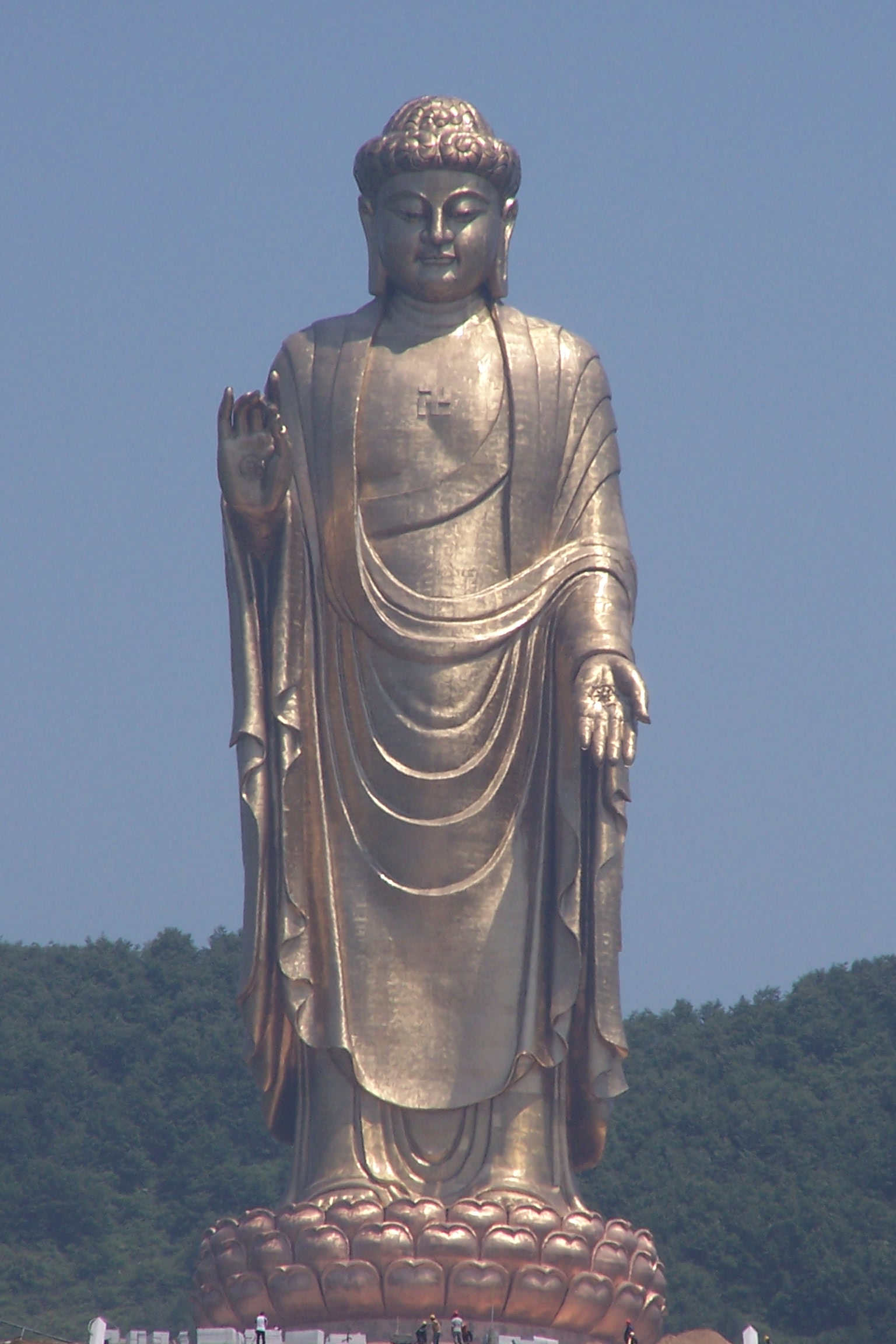 World's Tallest Buddha (Record) - similarity image