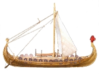 Viking boat (Sign) - similarity