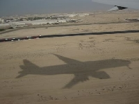 Plane shadow (Sign) - similarity