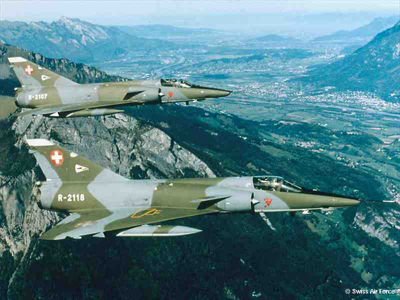 Mirage III (Army) - similarity image