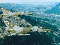 Mirage III (Army) - similarity