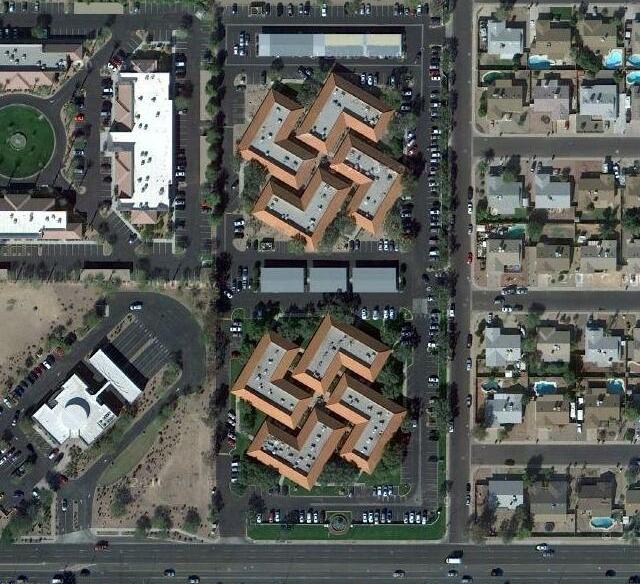 Swastika Sign Strange Google Earth Maps
