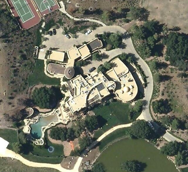 pictures of will smith house. Will Smith House (Star)
