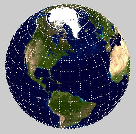 Earth maps Art