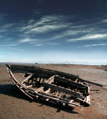 Broken boat (Transportation) - similarity image