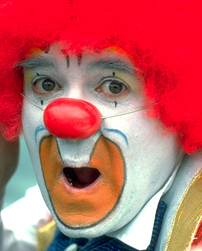 Clown (Look Like) - similarity image