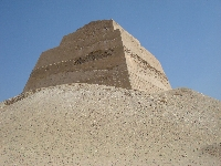 Meidum pyramid (Construction) - similarity