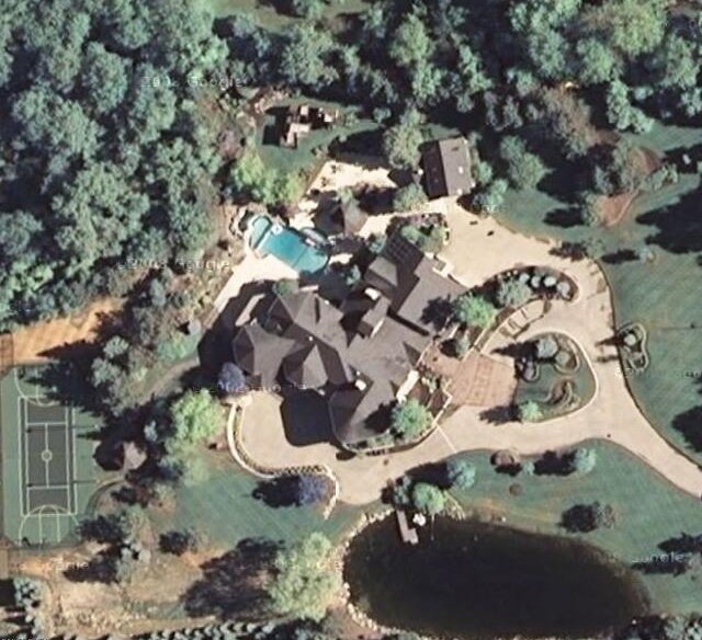 Eminem House Eminem house. Eminem House And Cars