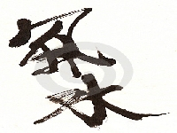 Chinese calligraphy (Sign) - similarity